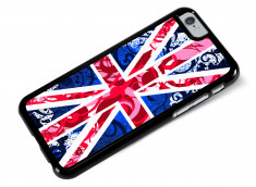 Coque iPhone 6/6S Drapeau UK Girly