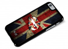 Coque iPhone 6/6S Lips UK