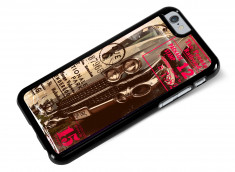 Coque iPhone 6/6S Vintage Old Car