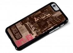 Coque iPhone 6/6S Vintage Street of New York