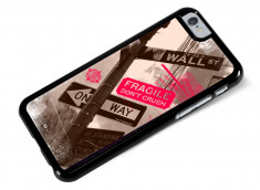 Coque iPhone 6/6S Vintage Wall Street