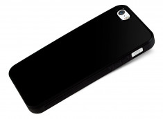Coque iPhone 5/5S/SE Just Black