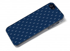 Coque iPhone 5/5S Blue Little Anchor