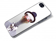 Coque iPhone 5/5S Smart Zoo- Autruche