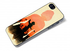 Coque iPhone 5/5S The Avengers- Black Widow