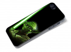 Coque iPhone 5/5S Yoda