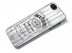 Coque iPhone 5/5S White Old Jack