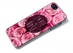 Coque iPhone 5/5S La Vie En Rose