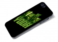 Coque iPhone 5/5S Master Yoda