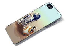 Coque iPhone 5/5S Robot