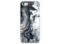 Coque iPhone 5C Black and White Marble