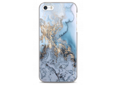 Coque iPhone 5C Blue Sky Marble