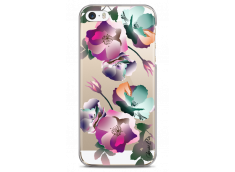 Coque iPhone 5C 3D Flowers