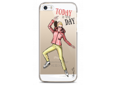 Coque iPhone 5/5s/SE Today is the day