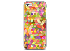 Coque iPhone 5C Abstract Geometric Pattern