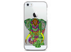 Coque iPhone 5C Elephant Mandala