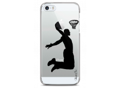 Coque iPhone 5/5s/SE Basketball Player
