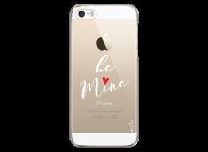 Coque iPhone 5C Be Mine