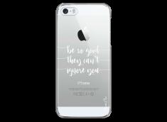 Coque iPhone 5C Be so good man