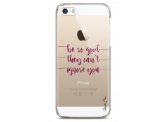 Coque iPhone 5C Be so good