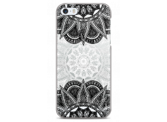 Coque iPhone 5C Black & White Mandala