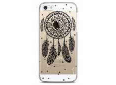 Coque iPhone 5C Black drawing dreamcatcher