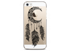 Coque iPhone 5C Black lace dreamcatcher