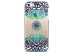 Coque iPhone 5/5s/SE Blue Star Mandala