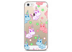 Coque iPhone 5C Cartoon pattern licorne