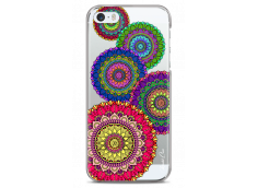 Coque iPhone 5C Cercles collection Mandala
