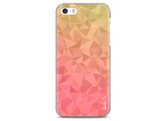 Coque iPhone 5/5s/SE Chic & Geometric multicolor pattern