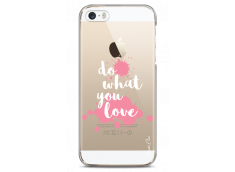 Coque iPhone 5/5s/SE Do What You Love