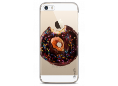 Coque iPhone 5/5s/SE Chocolate Donut