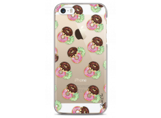 Coque iPhone 5C Donut Pattern