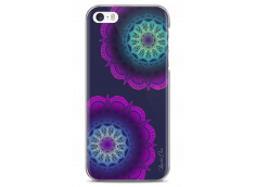 Coque iPhone 5/5s/SE 3D Double Mandala