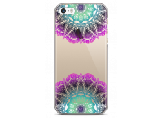 Coque iPhone 5/5s/SE Multicolor Lace Mandala