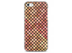 Coque iPhone 5C Fashion & Geometric Multicolor Design