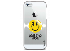 Coque iPhone 5/5s/SE Feel the vibe