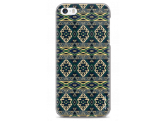 Coque iPhone 5/5s/SE Green aztec