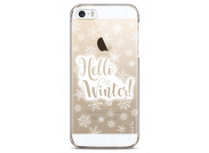 Coque iPhone 5/5s/SE Hello Winter!