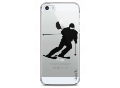 Coque iPhone 5C I am a skier