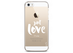 Coque iPhone 5/5s/SE Just Love