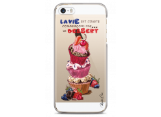 Coque iPhone 5C Chocolate & Fruits