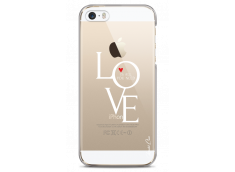 Coque iPhone 5/5s/SE Love is all you need