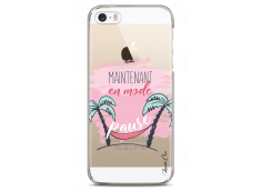 Coque iPhone 5/5s/SE En mode pause