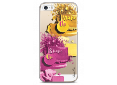 Coque iPhone 5C Make up & Shake up