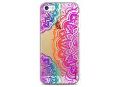 Coque iPhone X 3D Multicolor Mandala