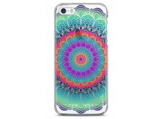 Coque iPhone 5/5s/SE Multicolor Galaxy Mandala