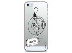 Coque iPhone 5/5s/SE Music Play