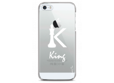 Coque iPhone 5/5s/SE The King